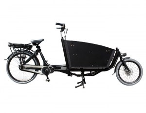 TROY EASY CARGO BAKFIETS TWEEWIELER Matt Black-Grey_11